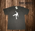 Big Steppin Dark Gray T-Shirt
